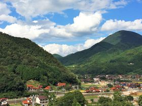 時を越える日本遺産の旅「百景図」に描かれた島根・津和野の風景|島根県|トラベルjp<たびねす>