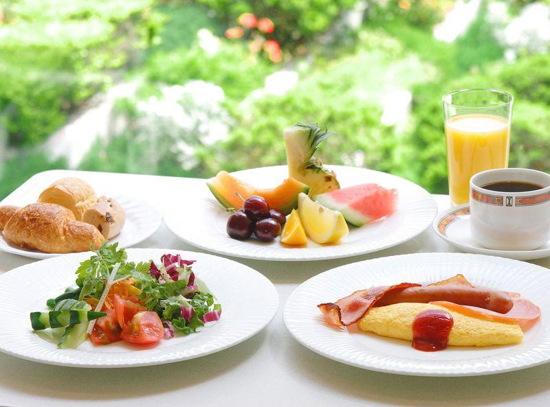地元農家の新鮮野菜!人気朝食ビュッフェの埼玉「パレスホテル大宮」