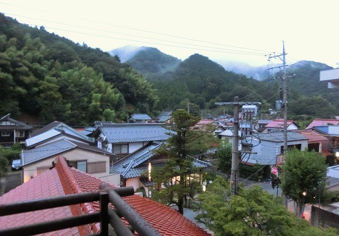 津和野の星空や朝霧、そしてお料理も堪能