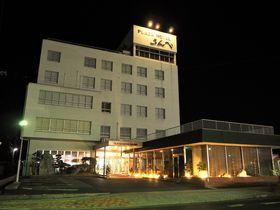 1階にレストラン、最上階に大浴場!島根県大田市「プラザホテル三瓶」|島根県|トラベルjp<たびねす>