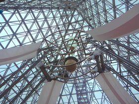世界最大の砂時計!ギネス認定の島根・大田「仁摩サンドミュージアム」|島根県|トラベルjp<たびねす>