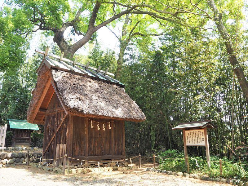 伊勢神宮との深い歴史と結び付き!静岡・浜松「初生衣神社」