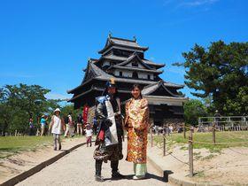 国宝に再指定!島根県松江市「松江城」の必見ポイント
