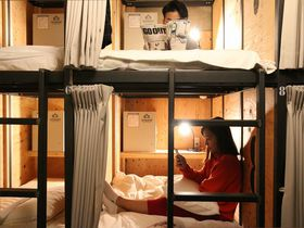 アクティブに旅を楽しむ!浜松「365BASE アウトドアホステル」