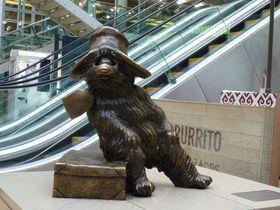 くまのパディントンに会える!英国ロンドンのパディントン駅