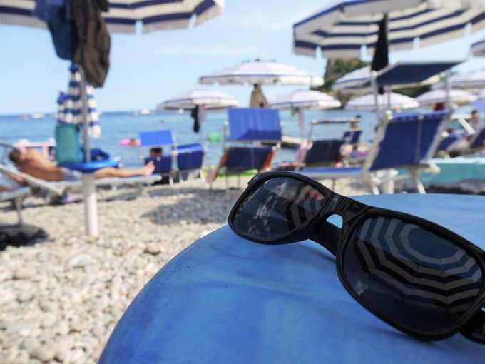 最高の過ごし方はやっぱりビーチでのんびり