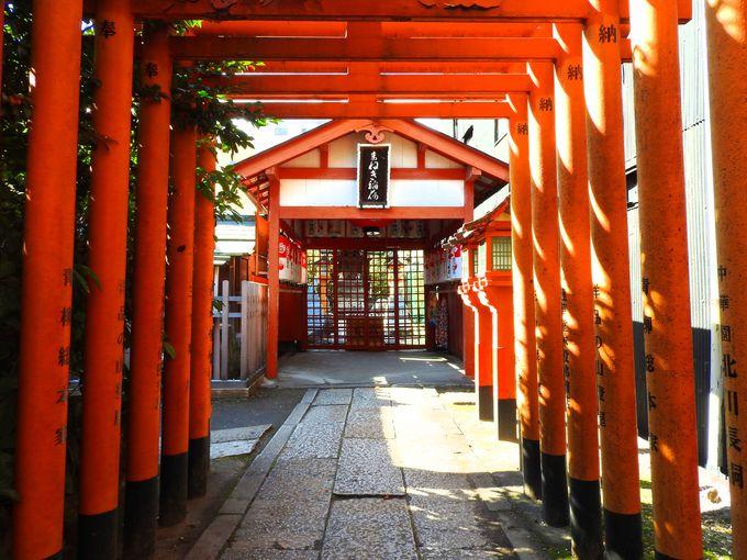 パワースポット探訪!大改装なった万松寺や「まねき稲荷」詣で