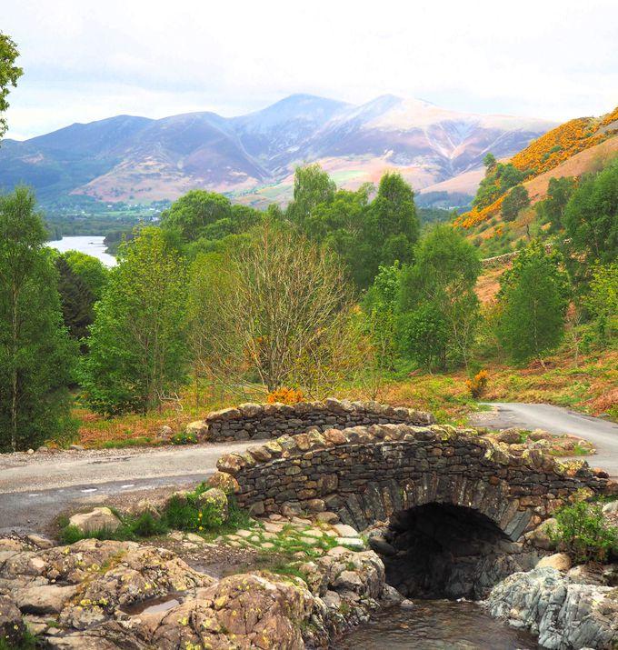 英国で2番目に多く写真を撮られる橋
