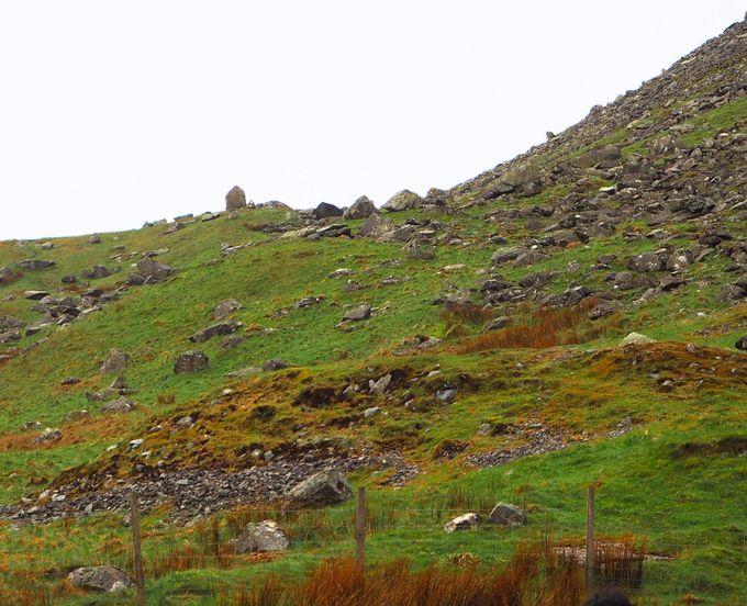 湖水地方で最高標高の峠、カークストーン・パス