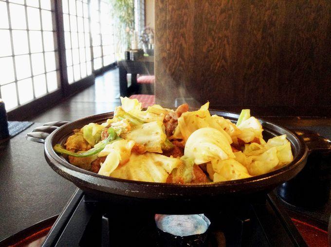岐阜観光で絶対食べたい「ご当地グルメ」