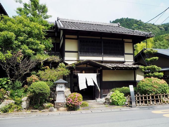 JR飯田線湯谷温泉駅から徒歩1分