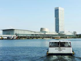 新潟港、明治五大開港のレトロ感と超モダンが交差する風景|新潟県|トラベルjp<たびねす>
