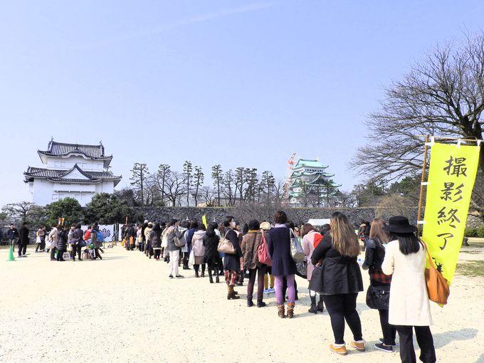 名古屋城が発祥、「おもてなし武将隊」に「金シャチ横丁」も出来た!