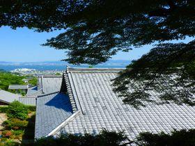 琵琶湖絶景!日吉大社から西教寺へ〜滋賀県坂本「山の辺の道」を歩こう!
