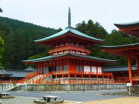 比叡山延暦寺、凛とした空気漂う根本中堂と東塔エリアを歩く