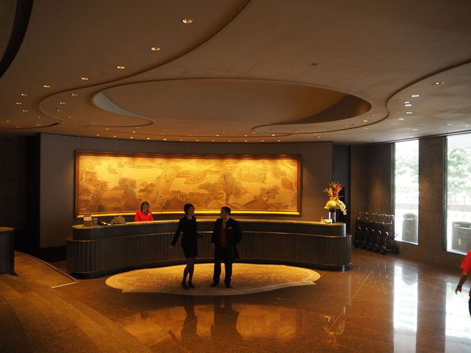 シャングリラ・ファー・イースタン・プラザ・ホテルには宿泊前から要望を出そう!