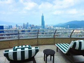 台北101を眺め尽くす極上ホテル!シャングリラ・ファー・イースタン・プラザ・ホテル
