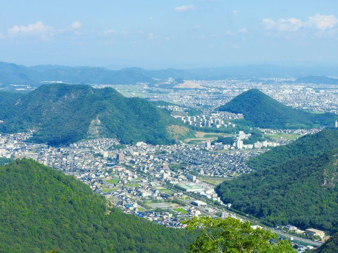 岐阜城天守閣からの絶景