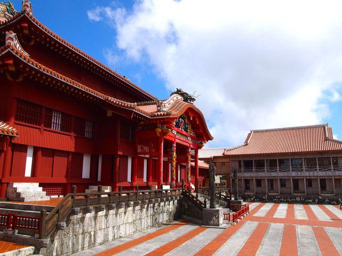 3日目:世界遺産「首里城」で琉球王国の栄華を偲ぶ