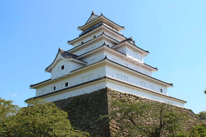 3.会津若松城/福島県
