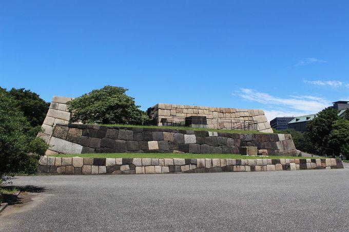 (4)江戸城最大の見どころ「天守台」
