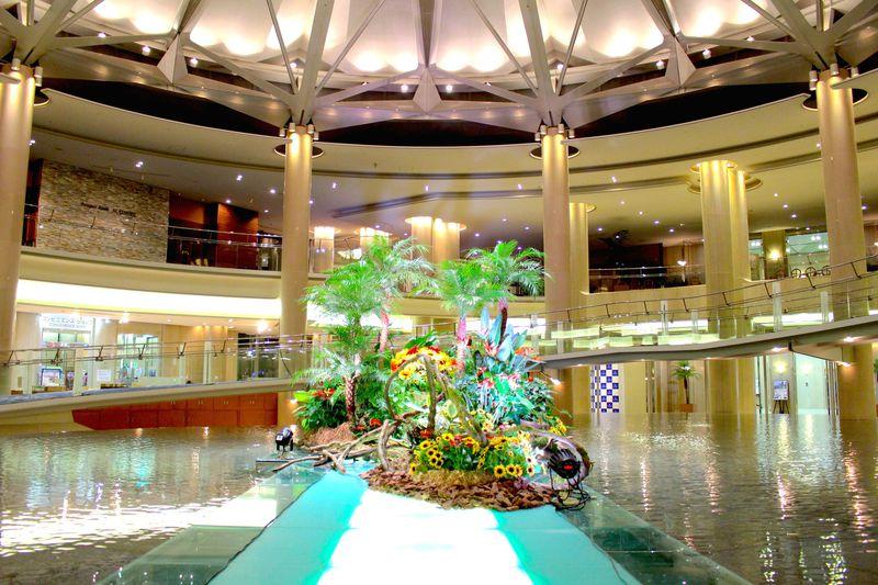 世界遺産への出発口「グランドプリンスホテル広島」は広島観光のベスト宿
