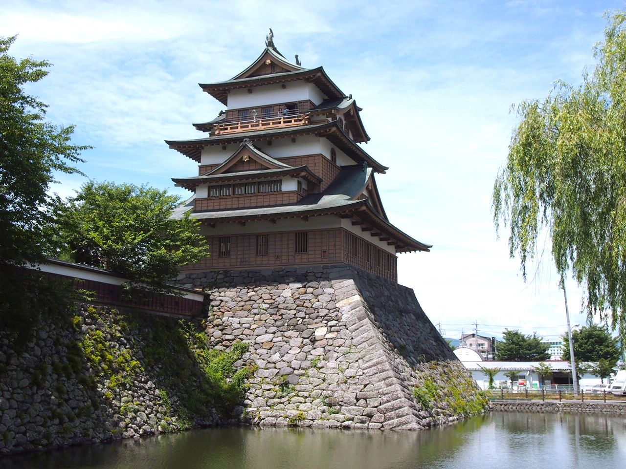 1.高島城とは