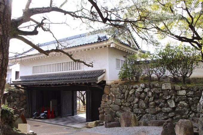 萌えポイント(3)城の要となる城門