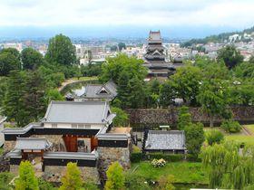 武装的で華麗な容姿!ギャップに萌える長野県の「松本城」|長野県|トラベルjp<たびねす>