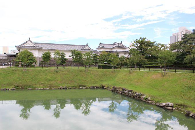 1.駿府城は徳川家康が築いた居城