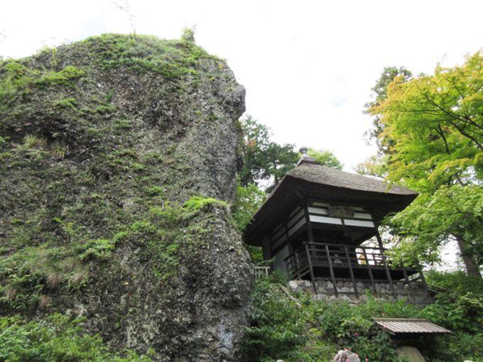 体力に自信がない方にもおすすめ・【長楽寺地区】「姨岩」からの眺望
