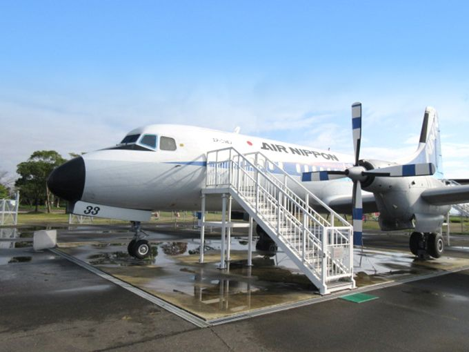 航空ファン必見!あのYS-11に会える!佐賀空港無料スポットで遊ぼう