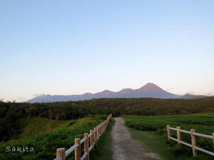 美しく神々しい「知床連山」遠くからも見渡せて壮観!