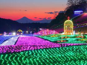 冬の千葉で見る富士山が秀麗!イルミも楽しめる厳選5スポット|千葉県|トラベルjp<たびねす>