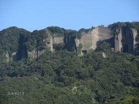 ラピュタの壁を目指せ!千葉・鋸山「地獄のぞき」は天空の要塞