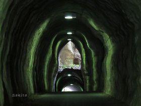 ネットで話題!千葉・養老渓谷の「2階建てトンネル」を見逃すな!