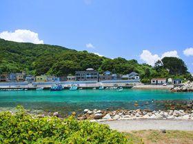 ここが四国?まるで沖縄のような青い海、高知・柏島|高知県|トラベルjp<たびねす>