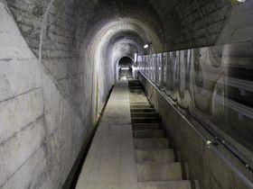 ダムの奥まで見学可能!穴場観光スポット長野県「大町ダム」|長野県|トラベルjp<たびねす>