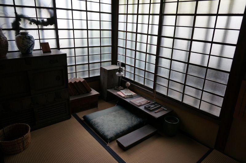 ここが日本の文学を支えた文豪のアトリエ