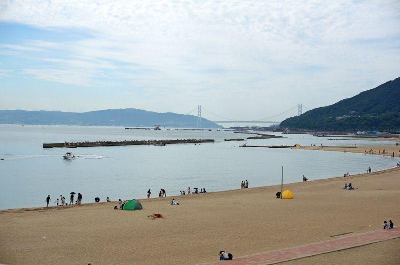 山と海と島が複雑に絡み合う須磨浦の絶景!