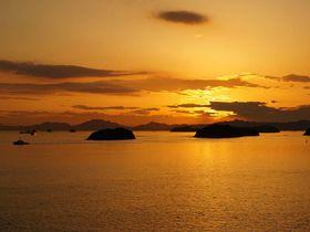 滞在中ずっと絶景が付きまとう宿!岡山鷲羽山「備前屋甲子」|岡山県|トラベルjp<たびねす>