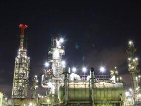 美しい工場夜景が目の前に!四日市コンビナート撮影スポット