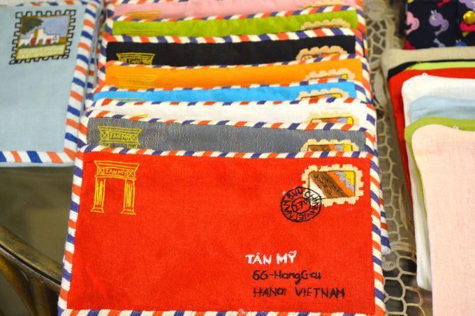 刺繍入りポーチや小物入れがとにかく可愛い「Tan My」