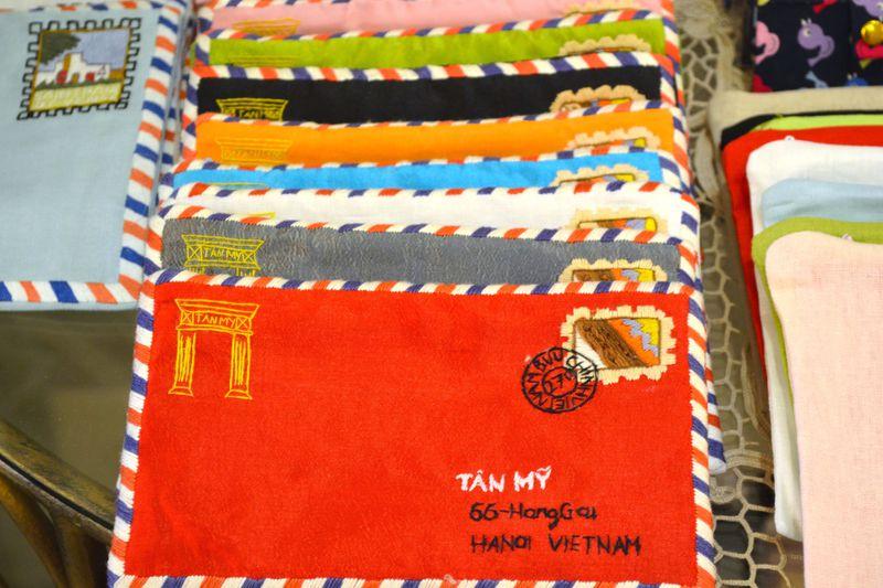 ベトナムハンドメイド雑貨が熱い!ハノイ・ハンガイ通りのおすすめ服&雑貨4選