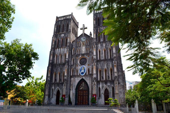 3.ハノイ大教会