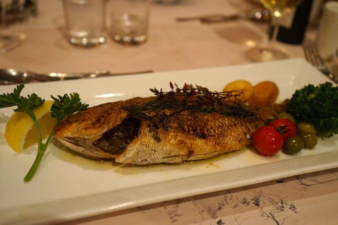 小豆島の食材を使った本格的なイタリアン