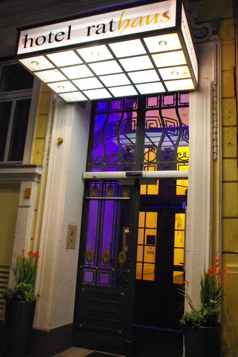 ワイン好きにはたまらない!オーストリア・ウィーンの「ホテル ラトハウス ワイン&デザイン」