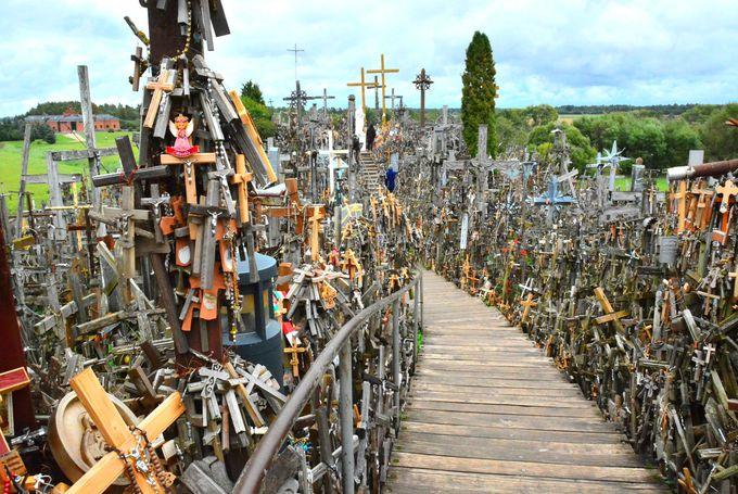 人々の記憶に残るスピリチュアルな聖地