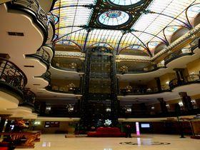 メキシコシティの都会派ホテル「グラン ホテル シウタッド デ メヒコ」は立地抜群!