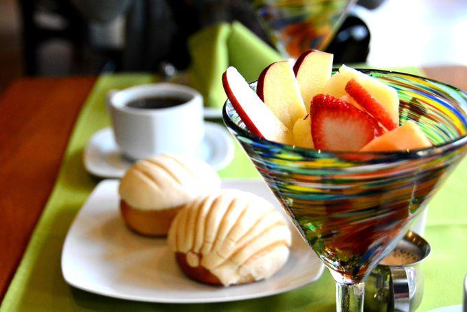 オーダー式の朝食は好みを伝えて!